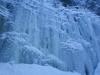 Eisklettern - Ein Palast aus Eis