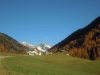 Herbst in Südtirol - Ahrntal - Rein in Taufers
