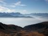 Muehlwald mit Blick auf die Dolomiten - Ahrntal - Südtirol
