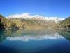 Der Neves Stausee in Lappach - Ahrntal - Südtirol