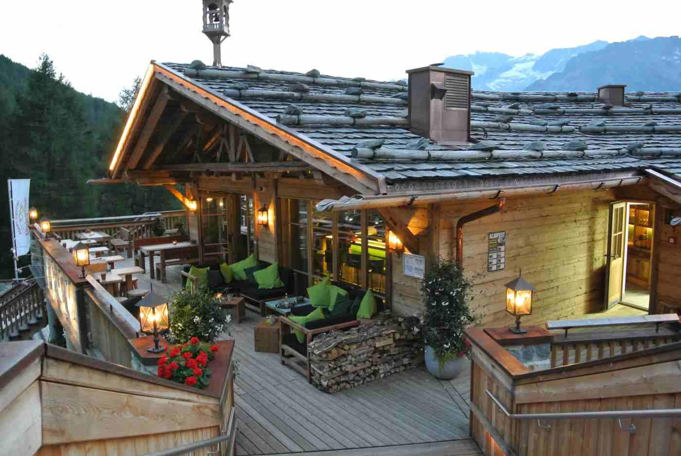 Urige Berghütte in Südtirol gesucht?