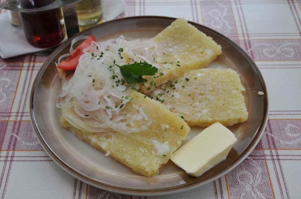 Graukäse – eine Spezialität aus Südtirol