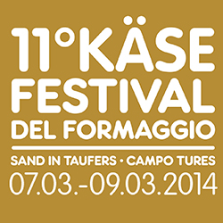 Käsefestival in Sand in Taufers